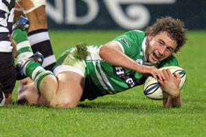 Manawatu fullback Kurt Baker was suspended for eight weeks. Photo / Getty Images
