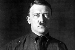 Hitler was believed to have killed himself.