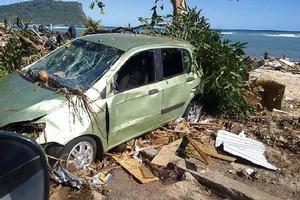 Lalomanu after the tsunami. Photo / Supplied.