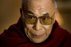 The Dalai Lama. Photo / Kenny Rodger