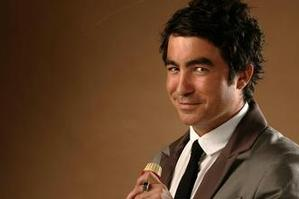 Dai Henwood host of the 2009 NZ Music Awards. Photo / Janna Dixon