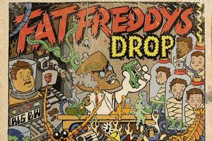Dr Boondigga and the Big BW, by Fat Freddy's Drop. Photo / Supplied
