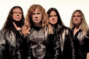Megadeth. Photo / Supplied