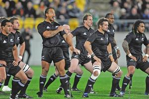 The 2011 Rugby World Cup will only be able to be seen by 85 percent of the country if Maori TV's bid is successful. Photo / Getty Images
