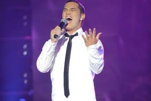 Stan Walker is a hit on  Australian Idol . Photo / Supplied