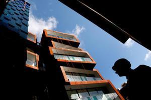 The impressive seven-level Ironbank. Photo / Brett Phibbs