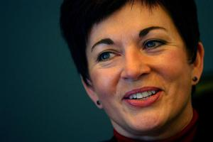 Patsy Reddy. Photo / Dean Purcell