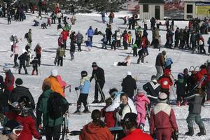 Next there'll be a report calling for the banning of skiing. Photo / Alan Gibson