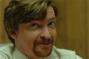Flight of the Conchords star Rhys Darby helped introduce American audiences to the New Zealand accent through his role as Murray in the hit series. Photo / Supplied