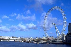 A ride on the London Eye is now $12 cheaper than it was in March, thanks to a stronger NZ dollar. Photo / Supplied