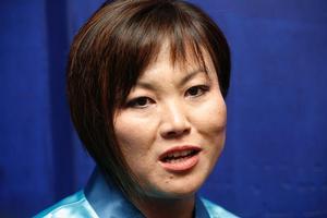 Melissa Lee. Photo / Herald on Sunday