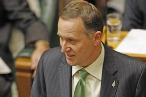 John Key says that with only a limited amount of money being available, trade-offs have to be made. Photo / Mark Mitchell