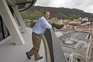 Says John Key: `If you want perfection, then politics is the wrong place to look.' Photo / Mark Mitchell
