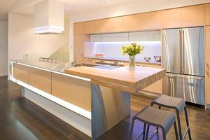 An example of why Mal Corboy was awarded Australia's Kitchen Designer of the Year. Photo / Supplied