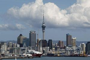 Auckland city. Photo / Dean Purcell
