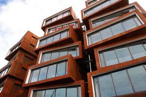 The Ironbank building on Karangahape Road. Photo / Brett Phibbs