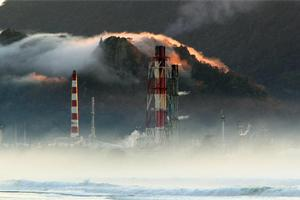 The Marsden Point oil refinery. Photo / Northern Advocate.