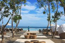 The Intercontinental Fiji Golf Resort & Spa is the sole accommodation on Natadola Beach. Photo / Supplied