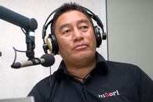 Hone Harawira said Phil Goff should be shot over the passing of the Foreshore and Seabed Act. Photo / NZPA