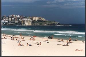 Bondi Beach in Sydney. Photo / Supplied