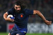France's Sebastien Chabal. Photo / Getty Images