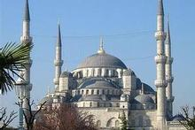 Istanbul's Blue Mosque is a striking work of art. Photo / Wikimedia Commons image from user Salim