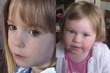 Madeline McCann (L) has been missing for over two years. Aisling Symes disappeared last week. Photos / Supplied