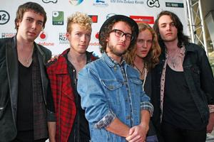 Midnight Youth join the list of acts performing at Big Day Out 2010. Photo / Getty Images