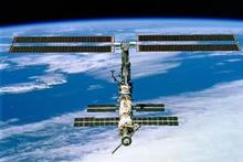 The International Space Station has scientific, symbolic roles. Photo / NASA