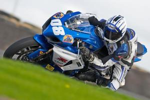 The California Superbike School will stage events at Hampton Downs. Photo / Supplied