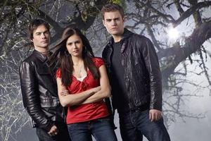 The spooky The Vampire Diaries is one of the treats TVNZ has in store for viewers next year. Photo / Supplied.