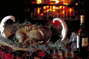 Just the look of haggis is enough to put a lot of people off the delicacy. Photo / British Tourist Authority