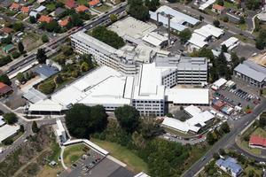 A man found at Tauranga Hospital with a gunshot wound has died. Photo / Jimmy Joe