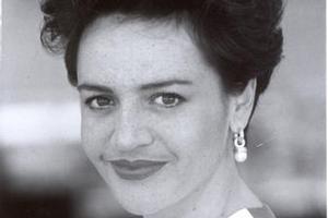 Television presenter Joannna Paul. File photo / NZ Herald