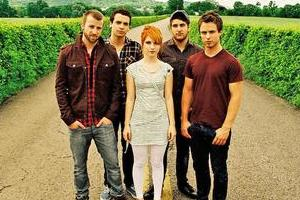 Paramore. Photo / Supplied