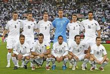 The All Whites have qualified for the Soccer World Cup in 2010. Photo / Mark Mitchell