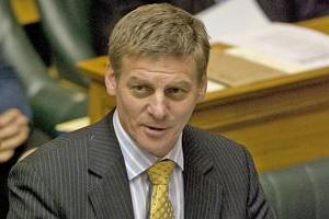 Catching up with Australia by 2025 isn't a realistic goal, says Bill English. Photo / Mark Mitchell