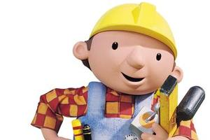 Bob the Builder. Photo / Supplied