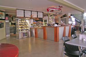 Avgas Cafe, Mt. Maunganui. Photo / Supplied