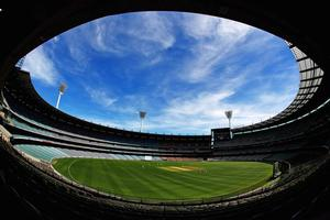 The MCG would be unavailable to other sporting codes for up to eight weeks if Australia is successful in its bid to host the Soccer World Cup. Photo / Getty Images