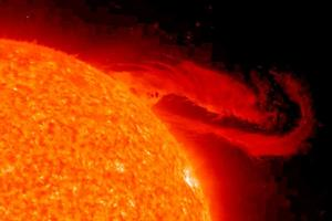 Studies linking solar activity with rising temperatures are a scientific flashpoint. Photo / Nasa