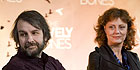 Watch: Jackson and Sarandon talk Lovely Bones in NZ