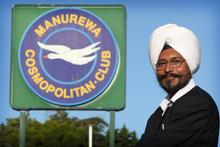 Karnail Singh. Photo / Greg Bowker 