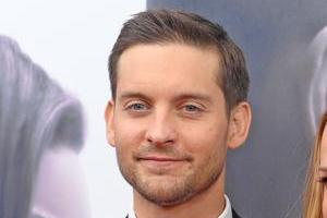 Actor Tobey Maguire has dispelled rumours he has signed to appear in The Hobbit. Photo / AP