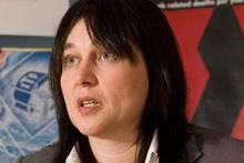 Helen Kelly says the changes would leave workers worse off. Photo / Mark Mitchell