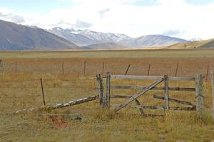 "The Mackenzie Basin has been called a region of ""big skies and dramatic, untamed landscape""."