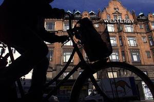 Hiring a bike is a great way to get around the Danish capital. Photo / Paul Estcourt