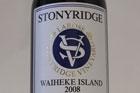 Stonyridge Larose. Photo / Paul Estcourt