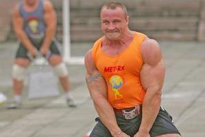 Mariusz Zbigniew of Poland. Photo / Getty Images