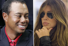 Tiger Woods and Rachel Uchitel have reportedly resumed their relationship. Photos / AP